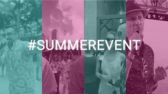 Summer Event Promo: After Effects Templates