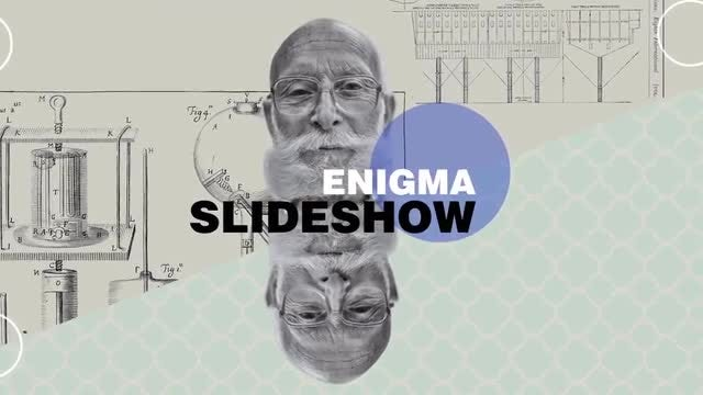Enigma Slideshow: After Effects Templates