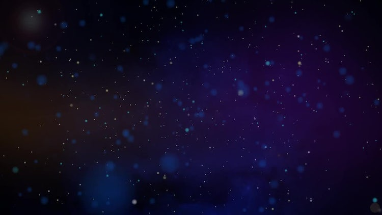Particles Background 4K: Stock Motion Graphics