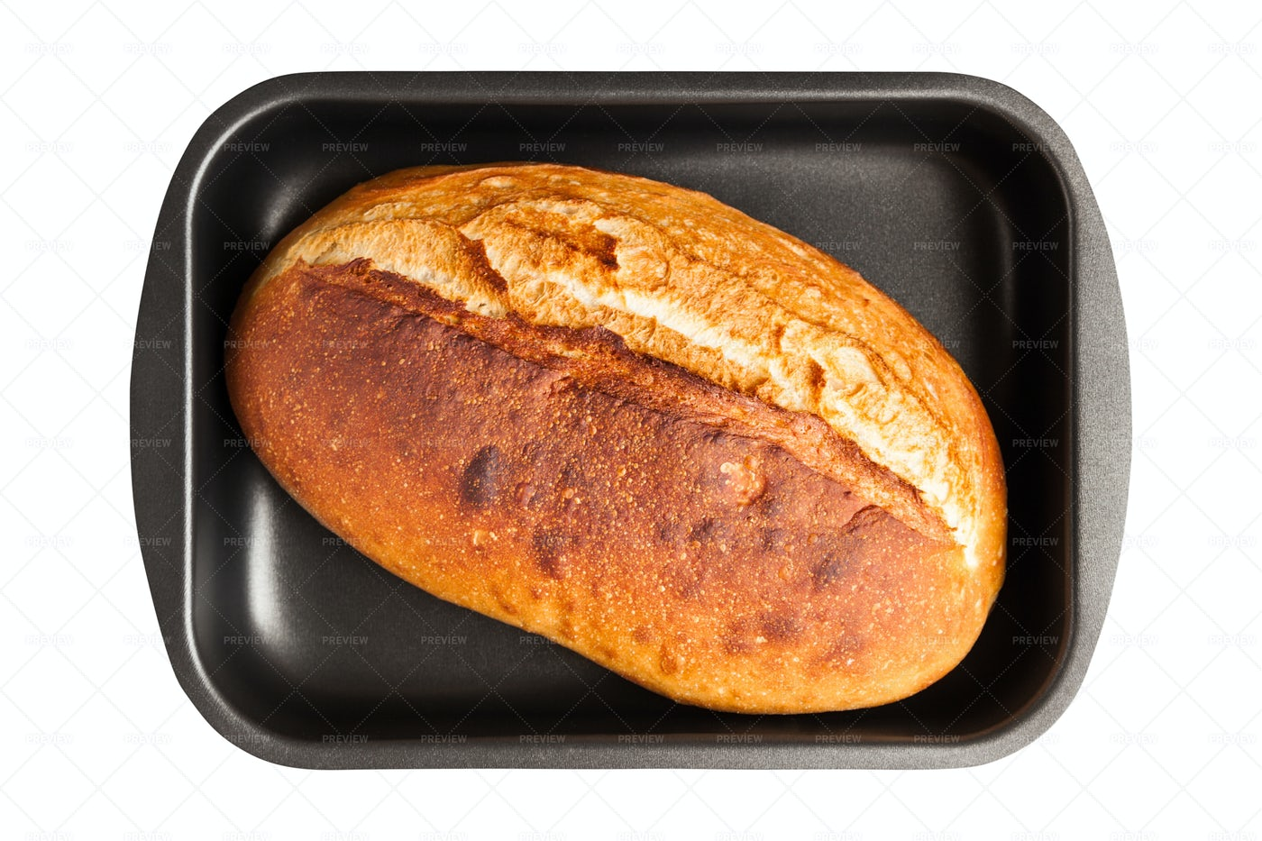 Crusty French Loaf: Stock Photos