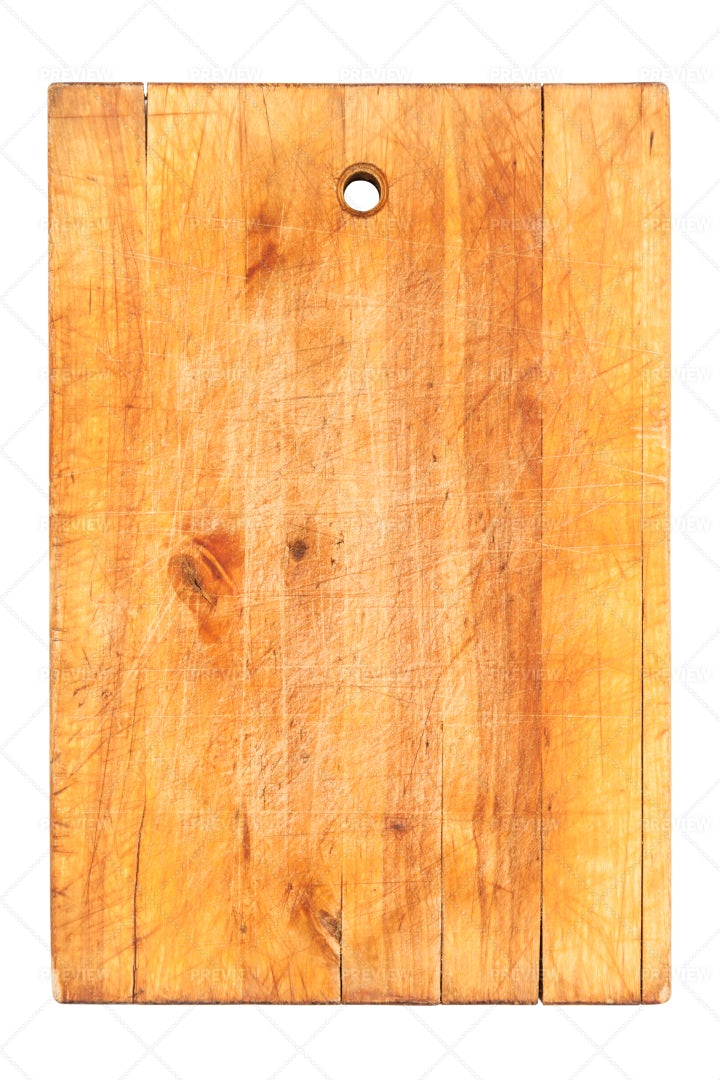 Wooden Cutting Board: Stock Photos