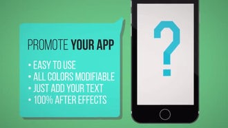 App Promo: After Effects Templates
