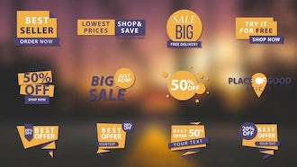 Creative Promo Titles: After Effects Templates