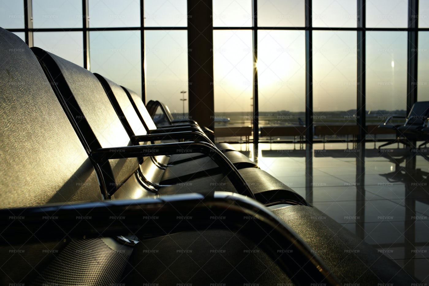 Airport Lounge: Stock Photos