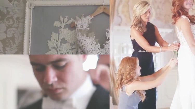 Wedding Intro: Premiere Pro Templates
