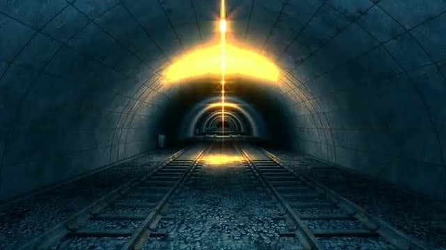 Mystic Tunnel: Stock Motion Graphics