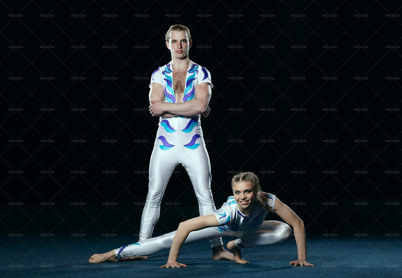 Circus Artists: Stock Photos