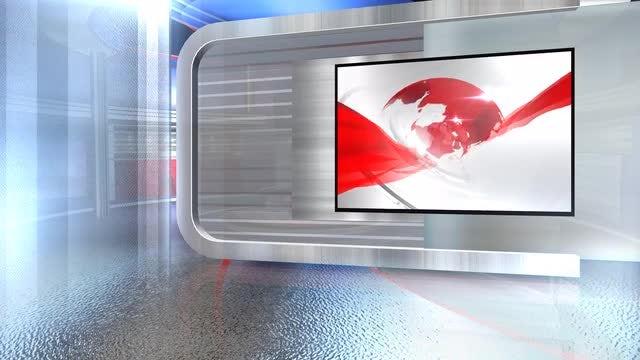 Virtual Globe Set 4: Stock Motion Graphics