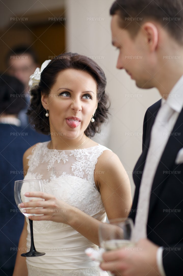 Bride And Groom: Stock Photos