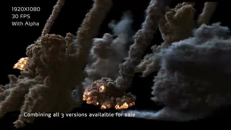 Meteor Strike Solo Ver. 02: Motion Graphics