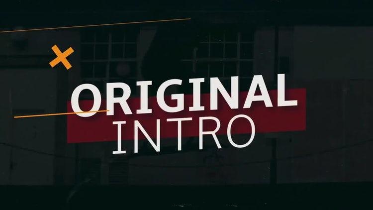 Extreme Sport Opener: Premiere Pro Templates