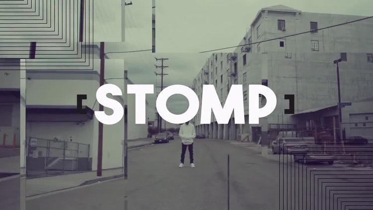 Stomp Opener: After Effects Templates