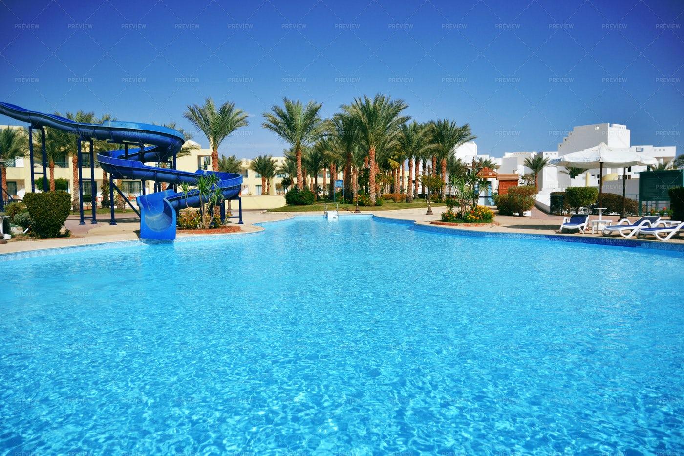 Sharm El Sheikh Resort: Stock Photos