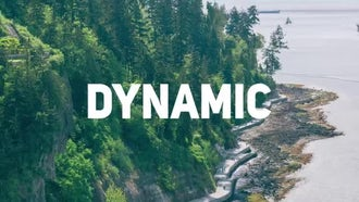 Dynamic Parallax Opener: After Effects Templates