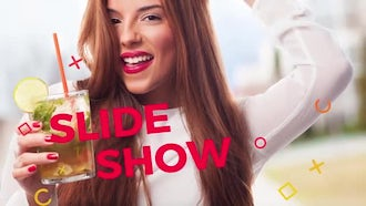Geometry Slideshow: After Effects Templates