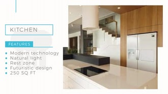 Minimal Real Estate Promo: After Effects Templates