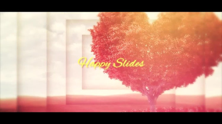 Happy Slides: After Effects Templates