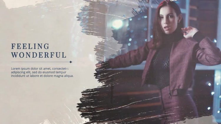 The Inspiration - Photo Slideshow: After Effects Templates