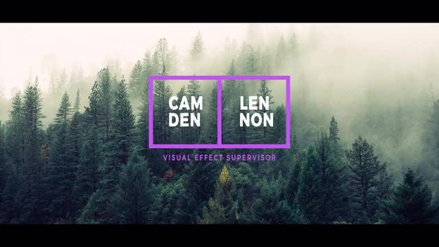 Inspired Titles 2: After Effects Templates