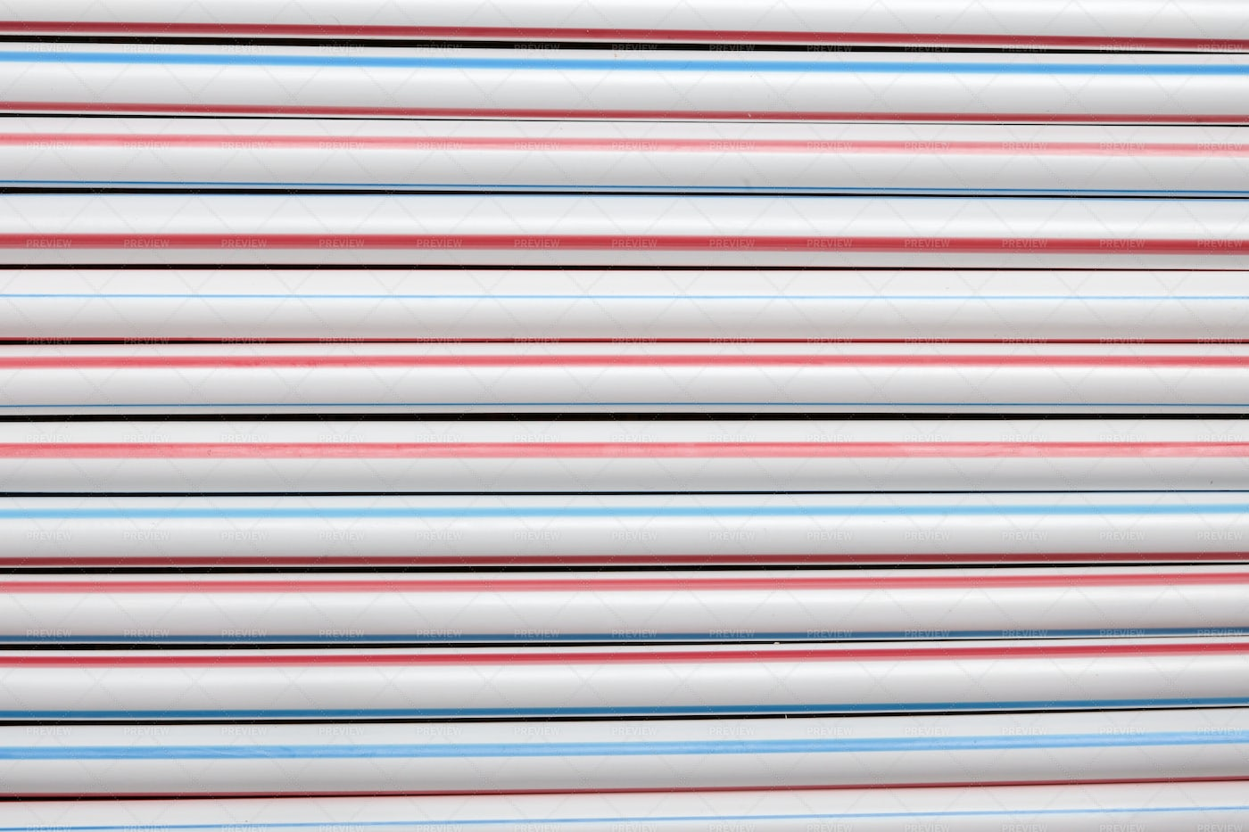 Colorful  Straws As A Background: Stock Photos