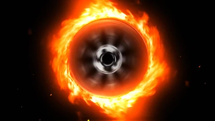 Wheels On Fire: After Effects Templates
