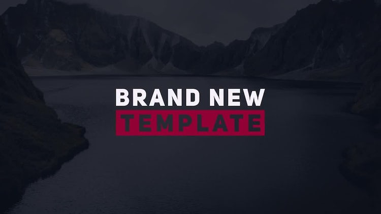 Creative Modern Titles v2: After Effects Templates