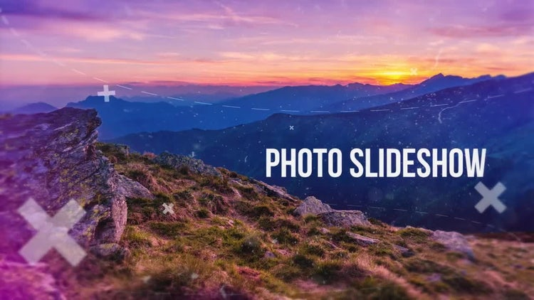 Photo Slideshow: Premiere Pro Templates