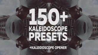 Kaleidoscope Presets: Premiere Pro Templates