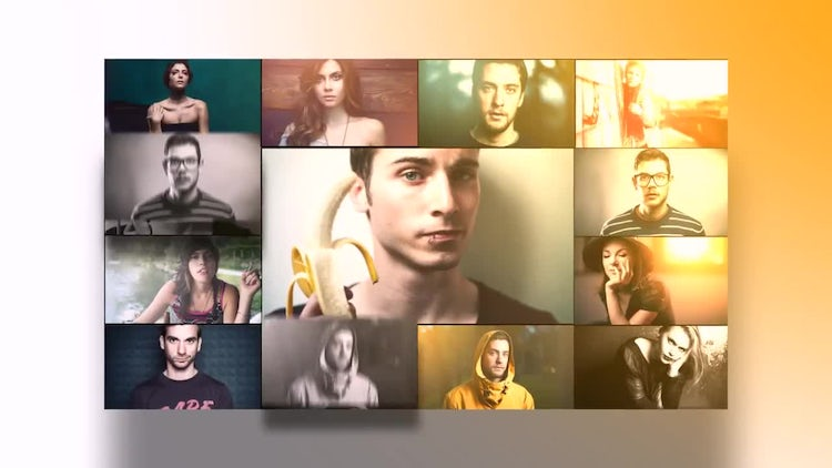Modern Fast Opener : After Effects Templates