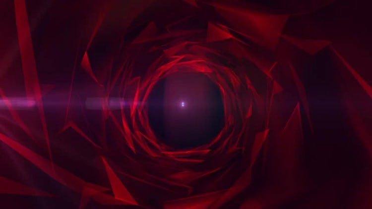 Abstract Red Backgrounds: Motion Graphics