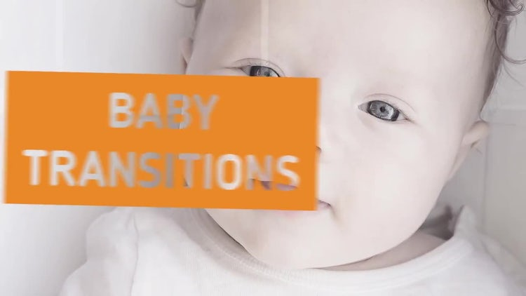 Baby Transitions: Stock Motion Graphics