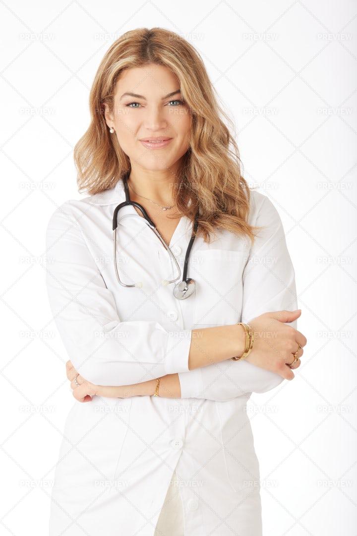 Female Doctor: Stock Photos