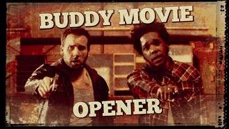 Buddy Movie Opener: Premiere Pro Templates