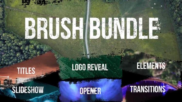 Brush Bundle: Premiere Pro Templates