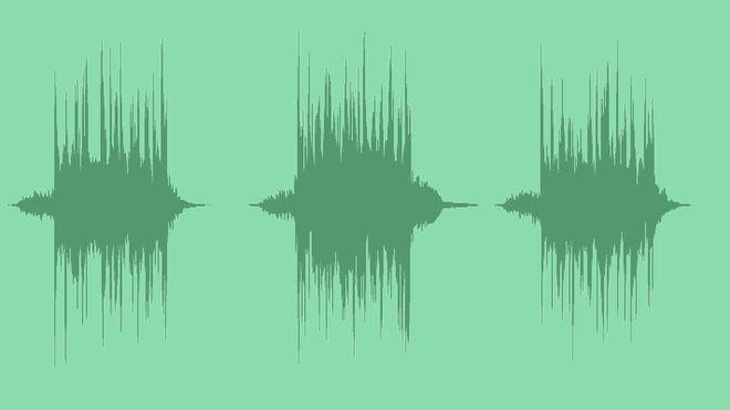 Glitch and Breakbeat Inspiring Logos: Royalty Free Music