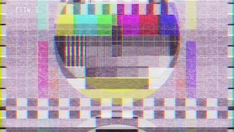 TV Color Bars Pack: Motion Graphics