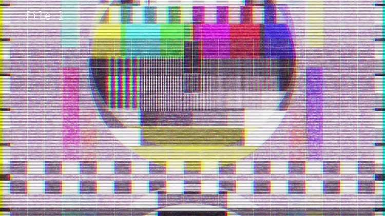 TV Color Bars Pack: Stock Motion Graphics