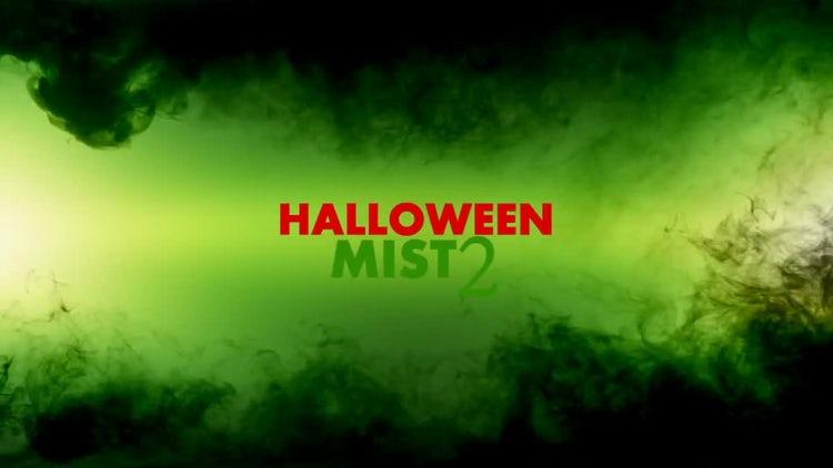 Halloween Mist 2: Motion Graphics