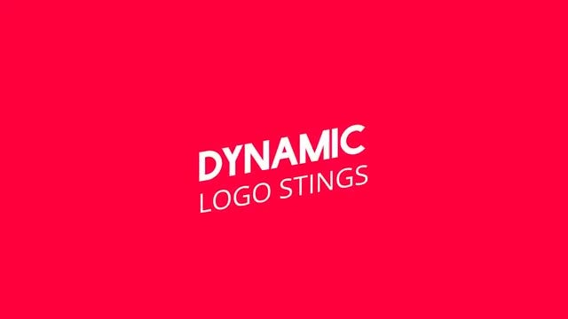 Dynamic Logo Sting: After Effects Templates