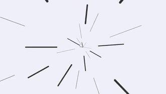 Explosion Shape Logo: Premiere Pro Templates