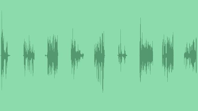 Glitch: Sound Effects