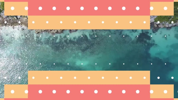 Colorful Transitions: Motion Graphics Templates