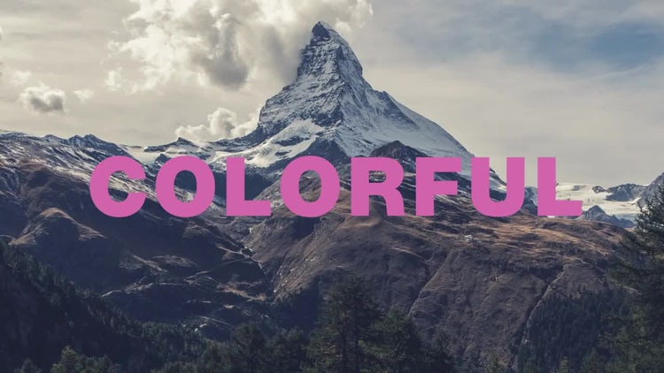 Funky Slideshow: After Effects Templates