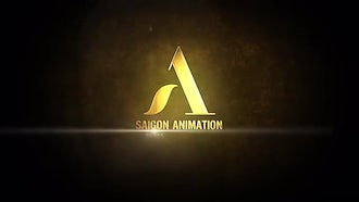 Gold & Silver Logo: After Effects Templates