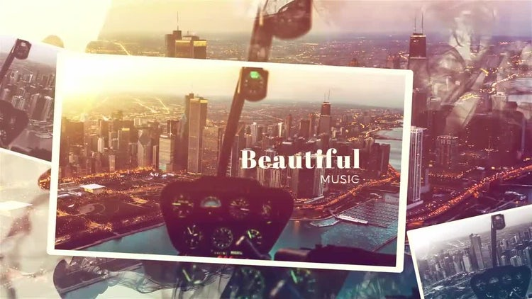 Beautiful Slideshow: After Effects Templates