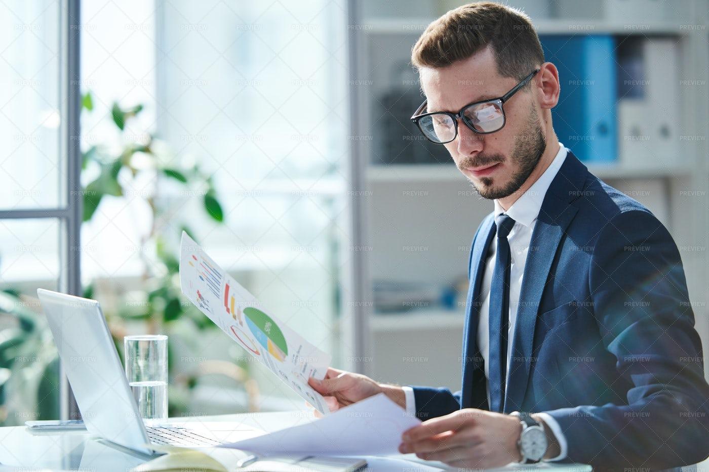 Financial Director: Stock Photos