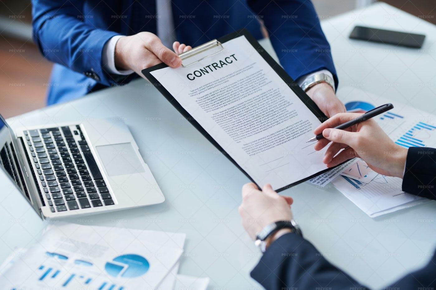 Business Deal: Stock Photos