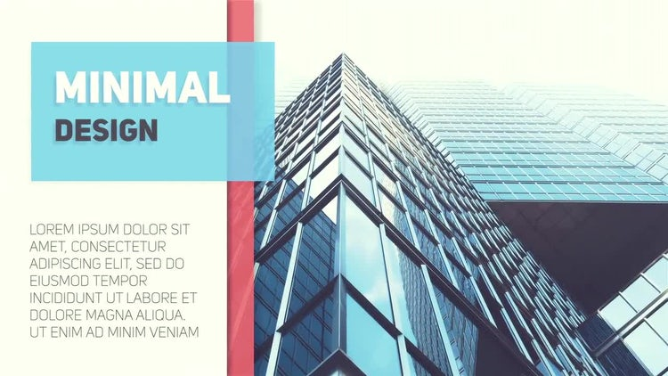 Abstract Simple Slideshow: After Effects Templates