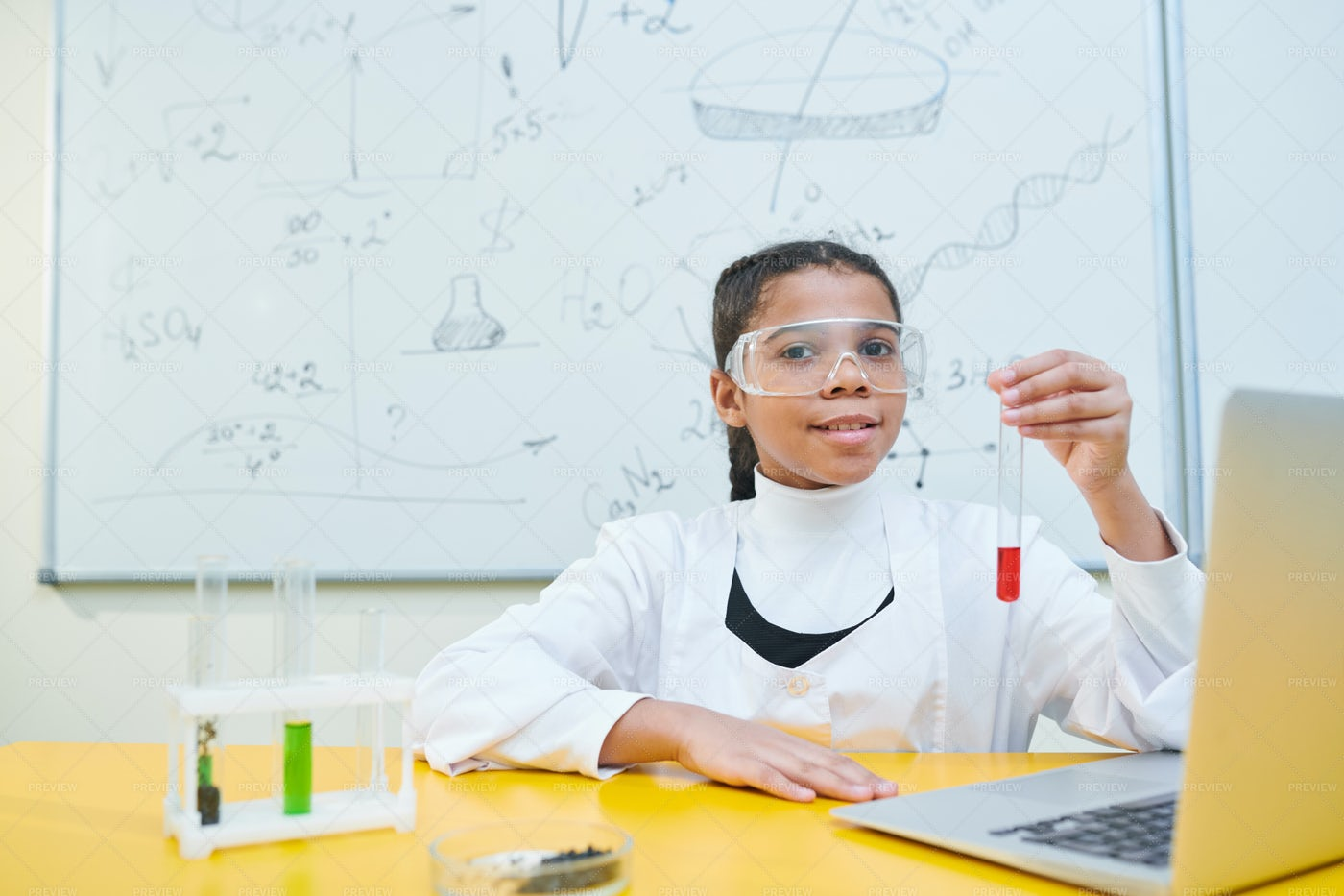 Chemical Research: Stock Photos