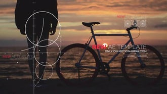Abstract Math Slideshow: After Effects Templates